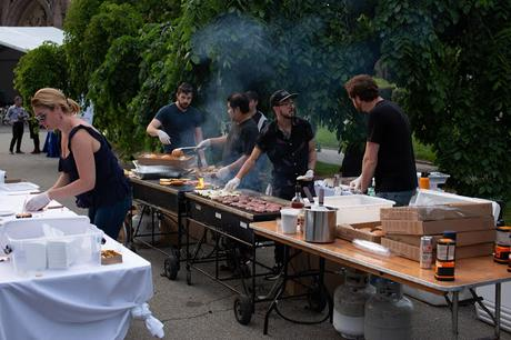Charred Meat, Pot Stills and (oh yeah) Classical Music