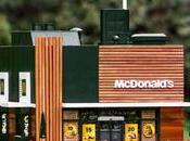 World's Smallest McDonald's Opens Sweden It's Just Bees!