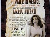 Venice…Book Release Event