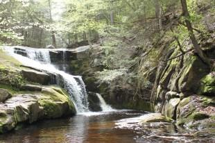 Welton Falls – A Two Minute Meditation