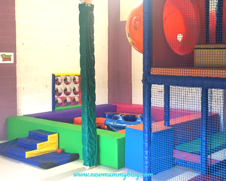 Winchcombe Fun House Review – soft play near Cheltenham