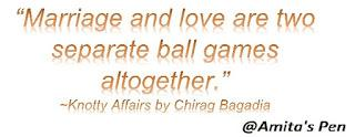 Knotty Affairs by Chirag Bagadia