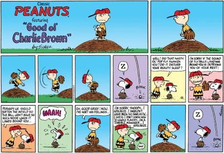 Charlie Brown is a terrible manager
