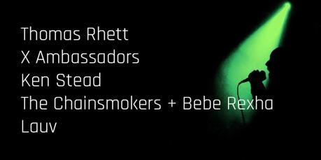 New Music Spotlight with Thomas Rhett, X Ambassadors, Ken Stead and More