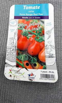red pear cherry tomatoes