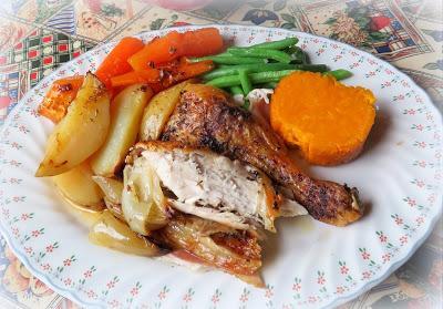 Another Roast Chicken