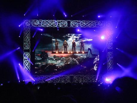 Boyzone's Thank You & Goodnight: The Farewell Tour At Utilita Arena, Newcastle