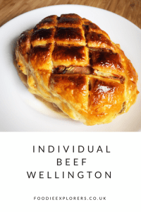 Recipe: Beef Wellington from Donald Russell