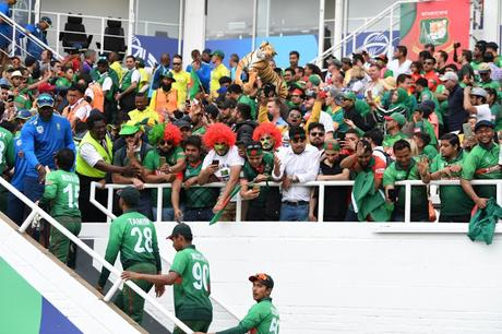 Bangla Tigers roar at Oval