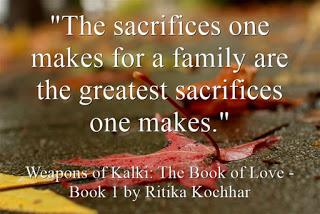 Weapons of Kalki: The Book of Love - Book 1 by Ritika Kochhar