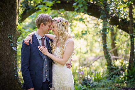 Greenwood Grange yurt Wedding Portraits