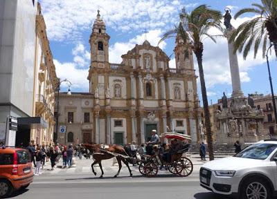 SPRINGTIME IN SICILY, Part 1: Three Days in Palermo