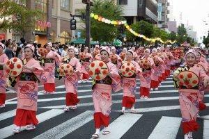 Travel:  Best Summer Festivals in Japan