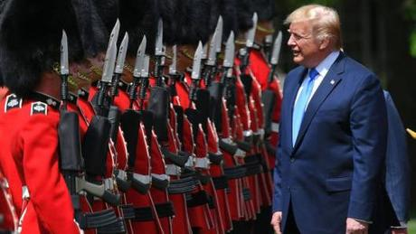 Trump UK Visit – Was George Washington Simply Wrong?