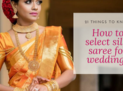 Select Silk Saree Wedding? Things Know