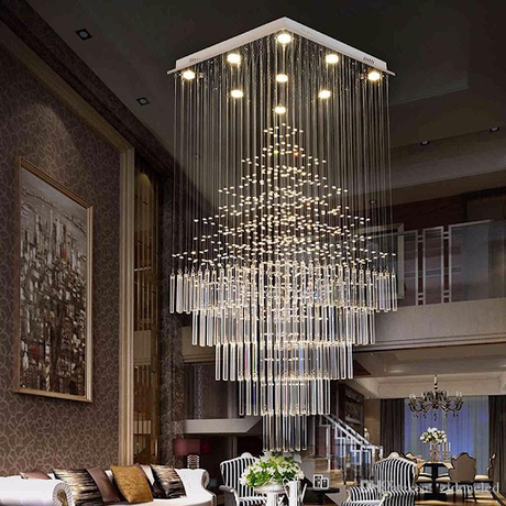 Different Kinds of Crystal Chandeliers to Beautify Your House