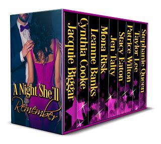 A Night She'll Remember Boxset