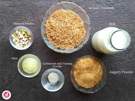 How to make Meethi Seviyan/ Sweet Vermicelli