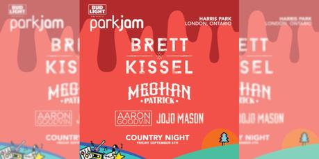 Parkjam Music Festival Announces Country Night Lineup!
