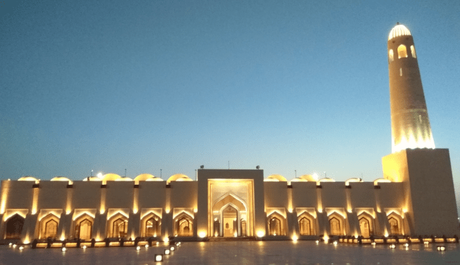 Photo essay: Four Spectacular Mosques of the Middle East