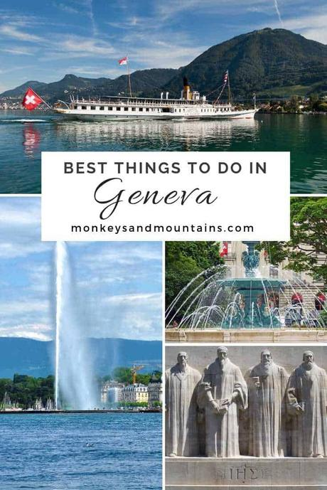 10 Best Things to Do in Geneva, Switzerland, When You Only Have a Day
