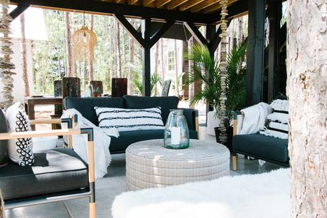 OUTDOORS IS IN : 10 ways to transform your backyard patio from blah to oh la la