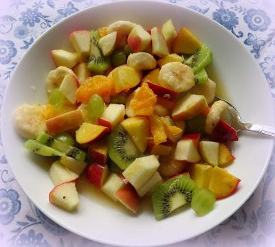 Macedonian Fruit Salad