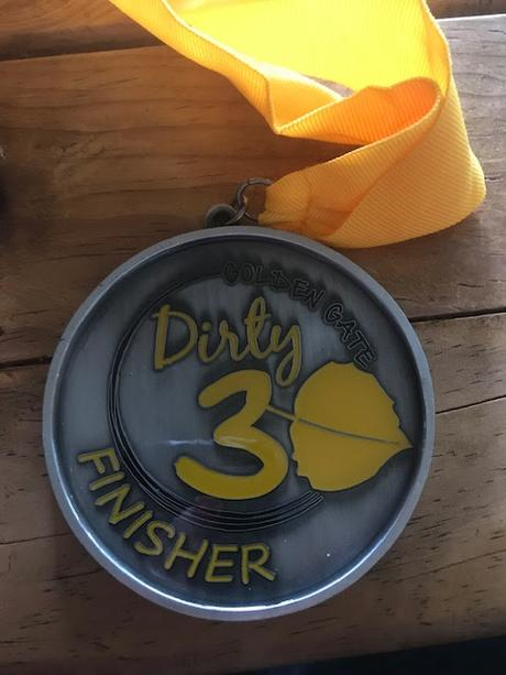 2019 Dirty Thirty 50k Race Report