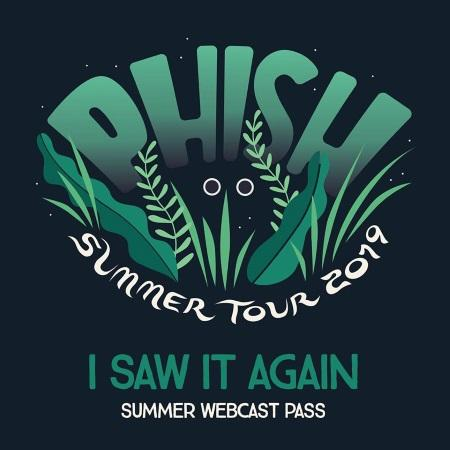 Phish: Summer tour webcasts