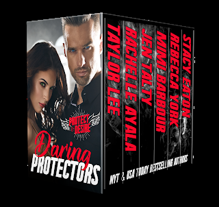 Daring Protectors - Where Danger and Passion Collide - New Release!
