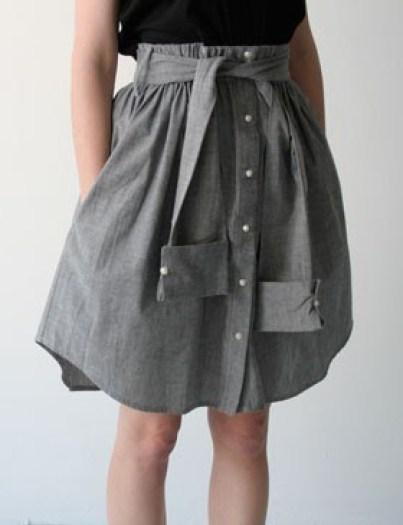 Skirts from scratch!