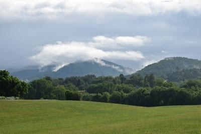 Misty Mountains Everywhere -- Coming Home