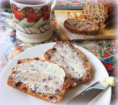Irish Tea Brack