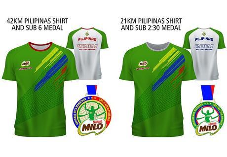 2019 National MILO Marathon Manila