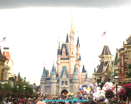 Disney World vacation – our first long haul family holiday