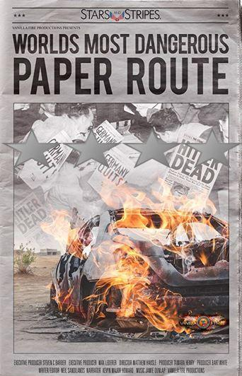 World's Most Dangerous Paper Route (2019)