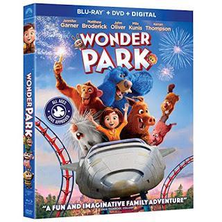 Wonder Park Arrives on Blu-ray, DVD and Digital on June 18! Enter to Win a Wonder Park Amusement Park Family Survival Kit!