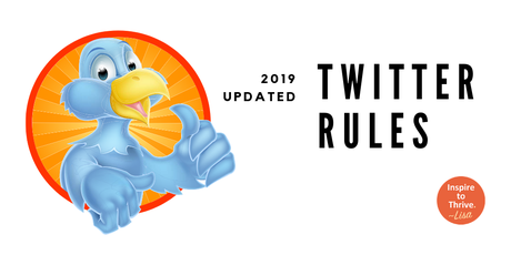 Twitter Rules for Dummies Now Short and Sweet Like a Tweet for You