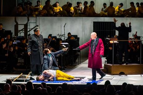 Opera Review: No Escape, No Parole