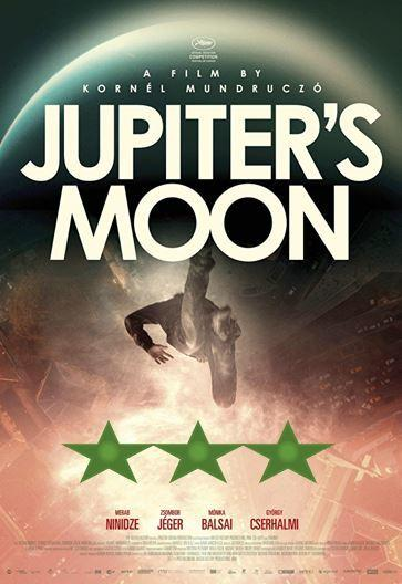 ABC Film Challenge – World Cinema – J – Jupiter's Moon (2017)