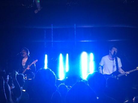 The Xcerts – The Loft, Southampton, 9 June 2019 live review