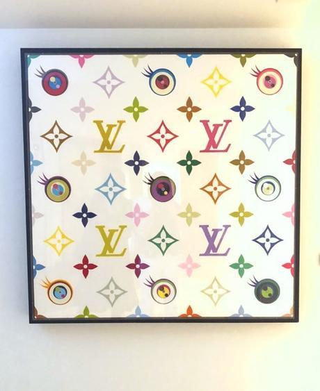 Takashi Murakami Louis Vuitton