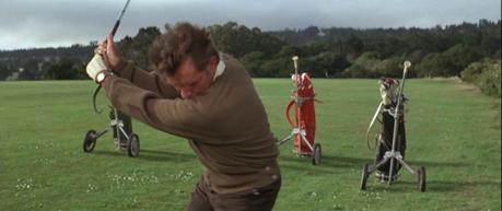 Richard Burton's Golf Cardigan in The Sandpiper
