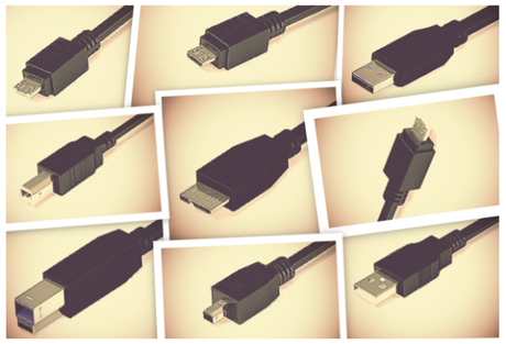 A Closer Look on the Different USB Cable Types