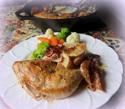 Honey Mustard Chicken & Potatoes