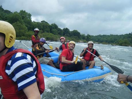 Experience Tripraja River Rafting during Monsoon in Goa