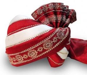 Multi-colored Turban