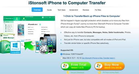 Top 10 Transfer Software transferring Files From iPhone to (Pc/Mac) 2019
