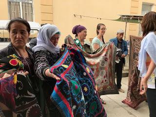 How We Do Ministering in Uzbekistan