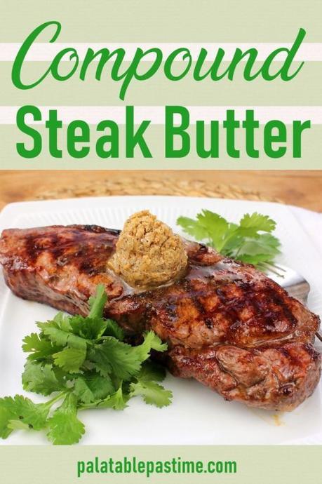 Compound Steak Butter